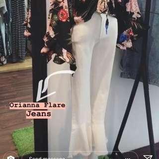 Orianna Flare Jeans
