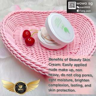 Beauty skin cream