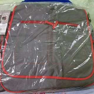 I-pack multifunctional 2in1 bag