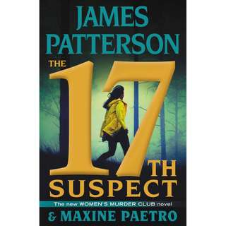 The 17th Suspect (James Patterson)