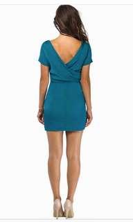 NEW Tobi turquoise dress