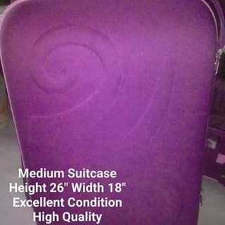 Luggage Violet