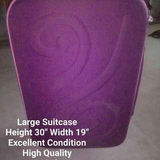 Violet Luggage