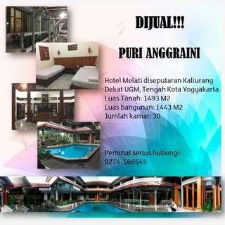 Motel di Yogyakarta