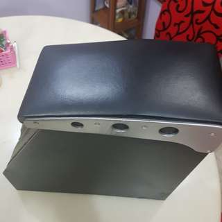 Proton savvy front driver box/arm rest