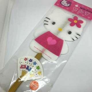 Hello Kitty 扇