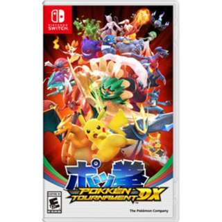 Pokken Tournament DX - Nintendo Switch (Used)