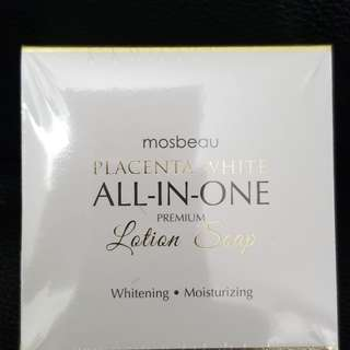 All-In-One Lotion Soap