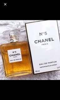 parfume Chanel n5 100mL (segel)
