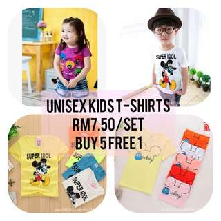 NewWholesale💕Kids t-shirts