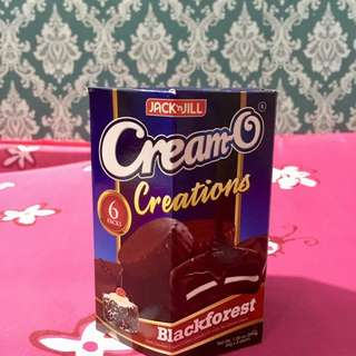 ON HAND CREAM-O CREATIONS LIMITED EDITION