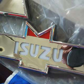Baby Isuzu custom star
