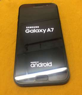 NO TO SWAP FOR SALE ONLY: GALAXY A7 2017 32gb.
