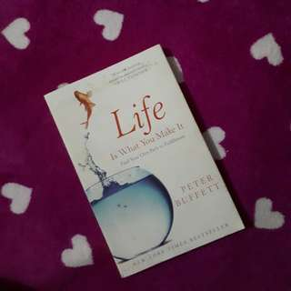 LIFE by Peter Buffett