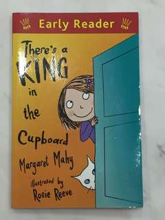 Early Reader - There's a King in the cupboard