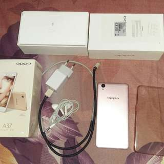 Oppo a37 second full set