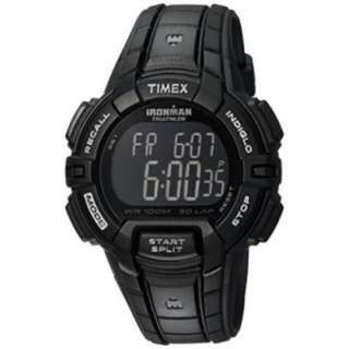 Timex Mens T5K793 Ironman Rugged 30 Full-Size Blackout