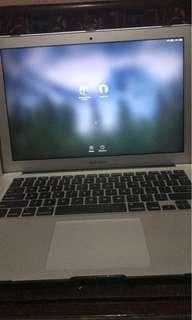 Macbook Air 2017 Sebulan pakai Like New