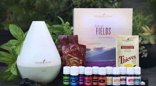 PROMO!!! Young Living Premium Starter Kit 2018 Edition