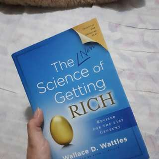 The Science of Getting Rich by Wallace Wattles