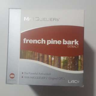 GNC French pine bark