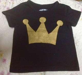 Shirt for little boys