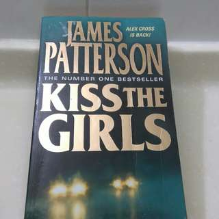 😘 Kissing the Girls - James Patterson