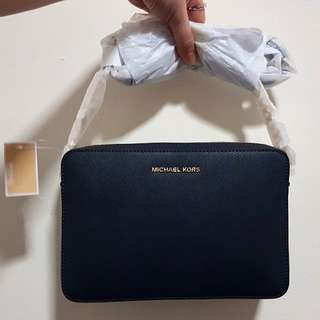 CLEARANCE- Michael Kors East West Large Crossbody (Authentic)