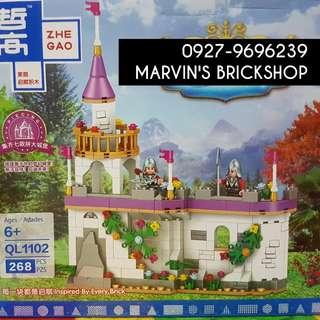 For Sale Princess Castle Building Blocks Toy