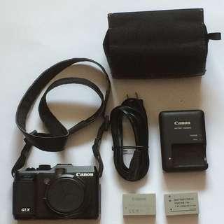 Canon Powershot G1x(幾乎全新)