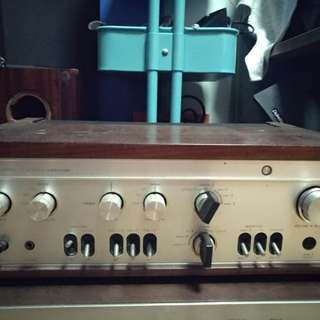 Luxman L-507x integrated amplifier