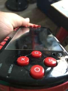 Modded PSP 2000