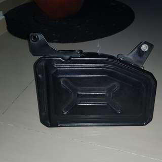 Super Tenere XT1200 Tool Compartment