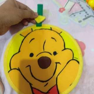 Pooh Hanging Toy