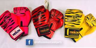 Wolon Tiger Boxing Gloves