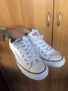 Original Converse White Sneakers
