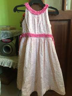 Pink dress 💕