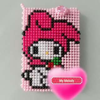Melody Beads Card Holder