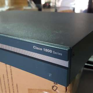 Cisco Router 1800 Series. 1841 $80