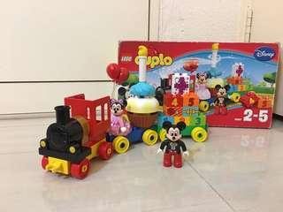 PL Lego Duplo 10597 Mickey Minnie Train
