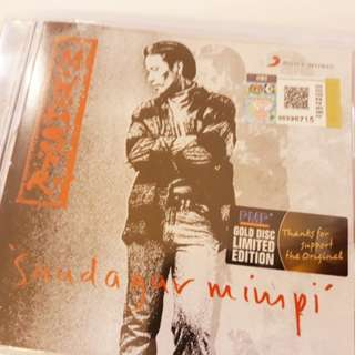 M Nasir Saudagar Mimpi CD sealed