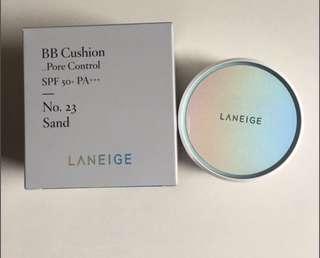 Laneige Bb whitening cushion