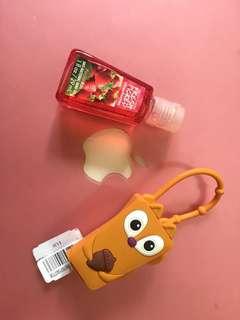 Holder&Pocketbac (Squirrel)