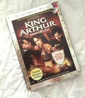 Charity Sale! King Arthur DVD movie Keira Knightley