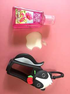 Holder&Pocketbac (Black Skunk)