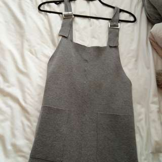 Knit Overalls