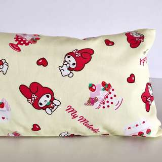 Bean Sprout Husk Pillow / Beanie Pillow , Fabric from Japan ( 100% Handmade 100% Cotton , Premium Quality!)