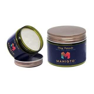 MANIGTO CLAY POMADE 150ML