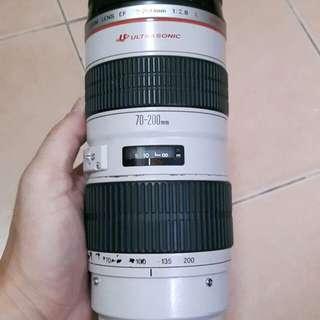 Canon ef 70-200 f2.8L