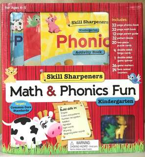 [BN] Math & Phonics Fun by Learning Resources